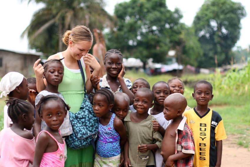 Tanzania Joy Volunteer